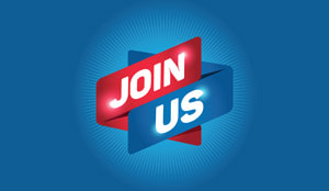 Vector Image of Join Us